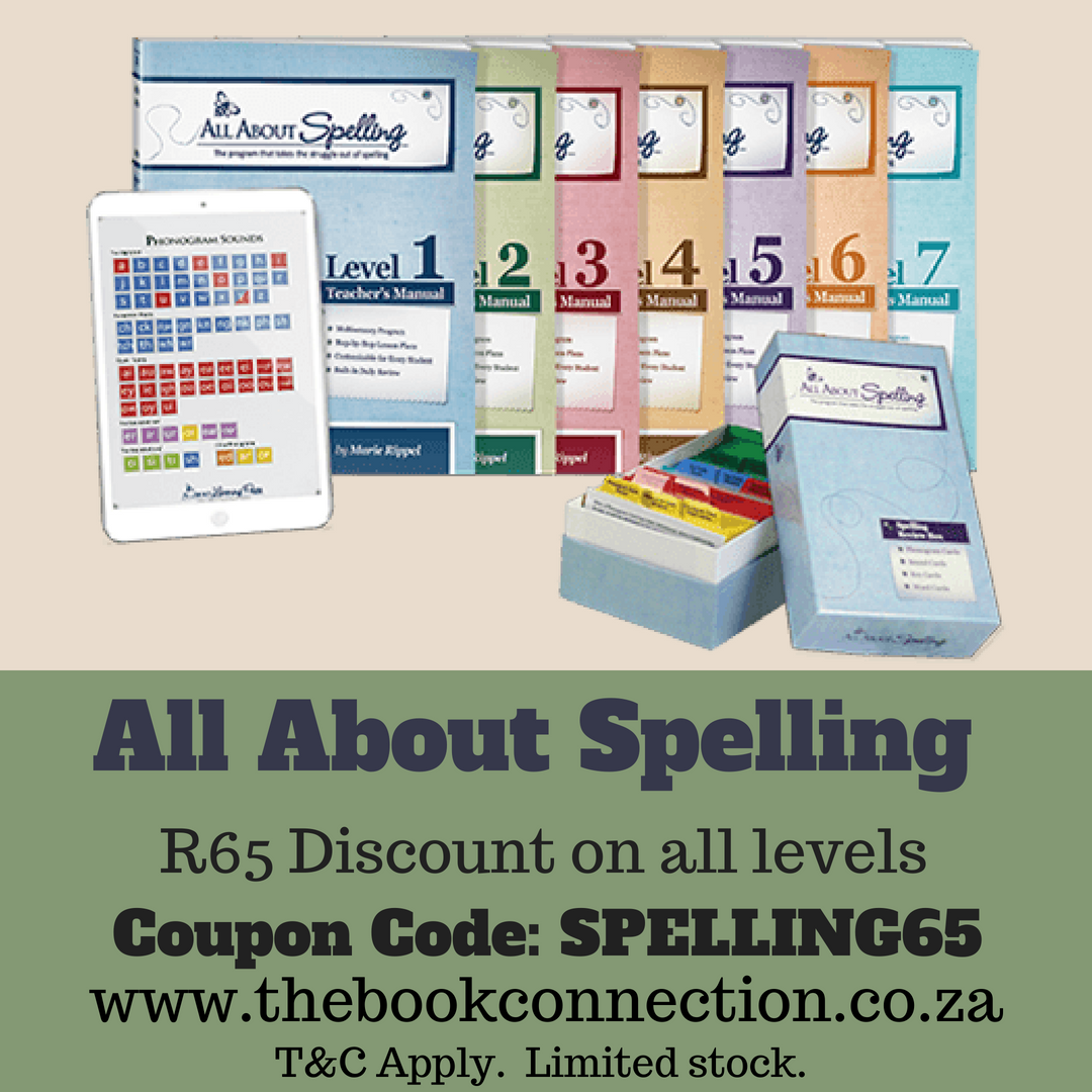 All About Spelling R65 Discount Promo