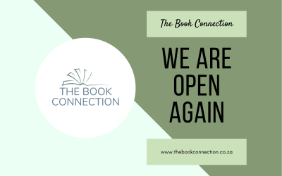 The Book Connection is Open Again
