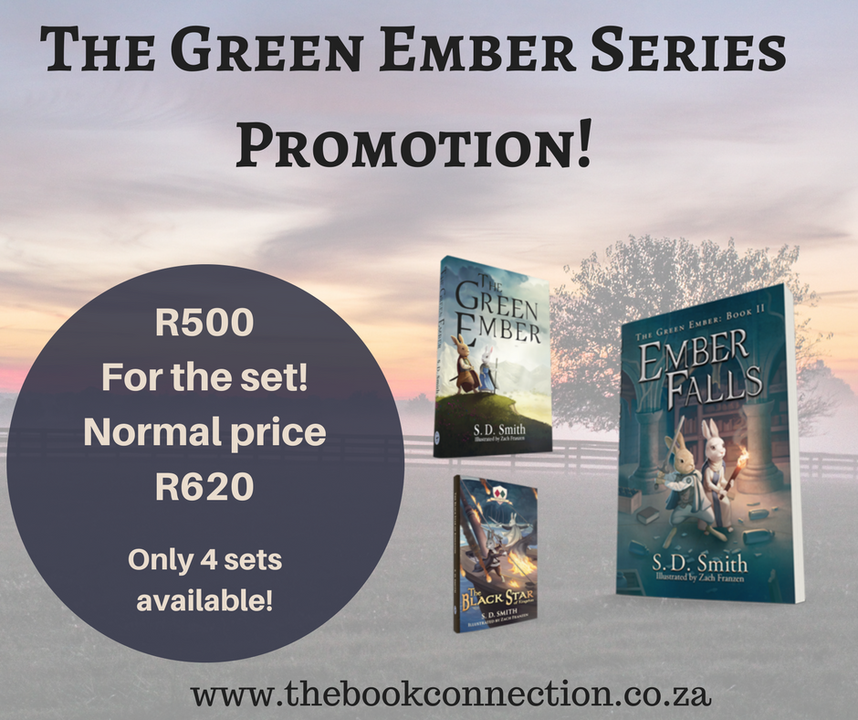 The Green Ember SeriesNow available in South Africa (1)